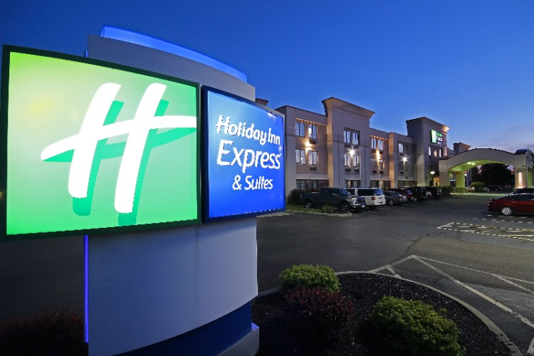 Exterior Holiday Inn Express Grove City 16 of 16
