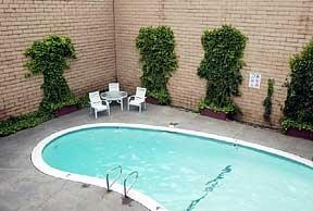Enjoy A Dip In Our Outdoor Pool! 5 of 9