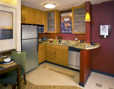 Kitchens At The Residence Inn Newport News Airport Come Fully Equipped With Pots Pans Utensils Dishware And Silverware. 5 of 10