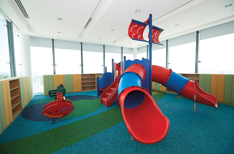 Indoor Kids Playground 16 of 31