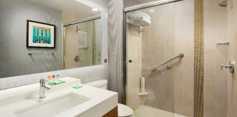 Contemporary Bathrooms 17 of 25