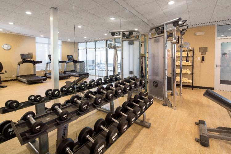 Complimentary 24-Hour Gym Access With Life Fitness® Cardio Equipment 22 of 25