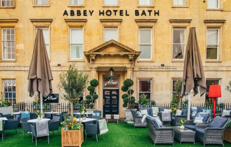 Abbey Hotel 1 of 8