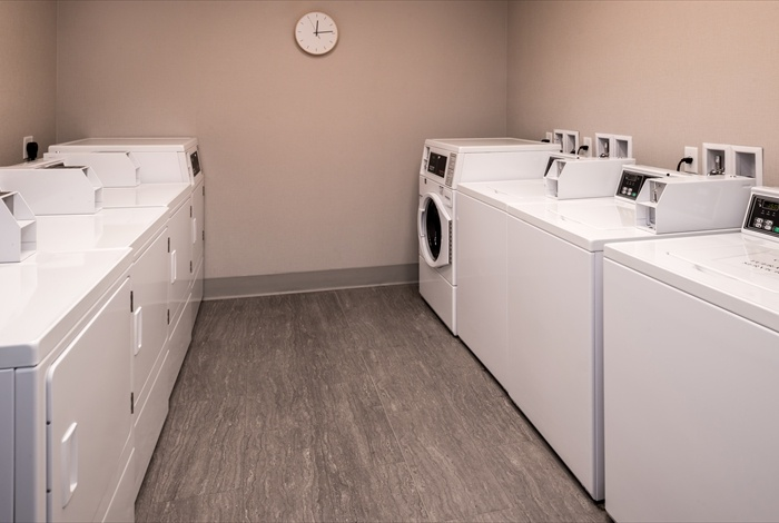On Site Coin Laundry Facilities Available 18 of 19