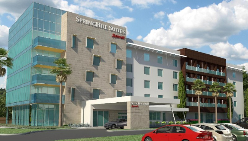 Springhill Suites Fort Worth Fossil Creek 1 of 4