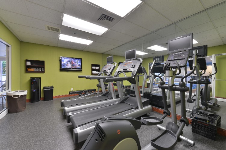 Onsite Fitness Center 6 of 10