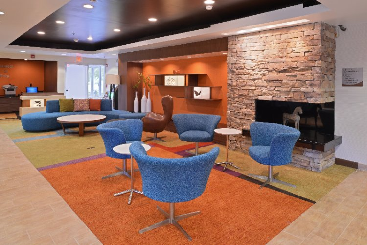 Our New Lobby 8 of 10