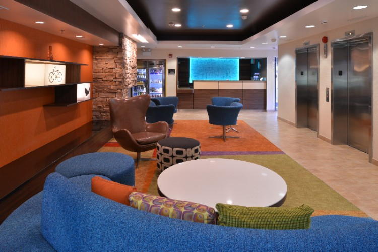Our New Lobby 9 of 10
