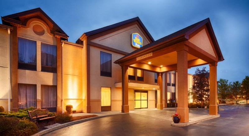 Best Western Plus University Inn 3051 West State St Olean Ny 14760