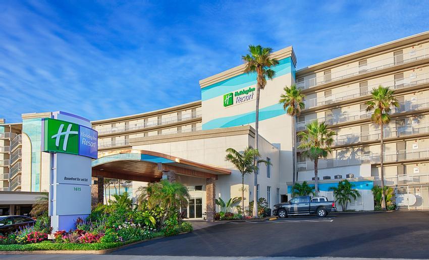 Holiday Inn Resort Oceanfront Daytona Beach 1615 South Atlantic Ave Fl 32118