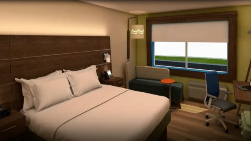 Modern Rooms & Suites 3 of 4