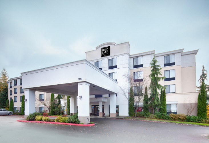 Red Lion Inn & Suites Bothell 1 of 16