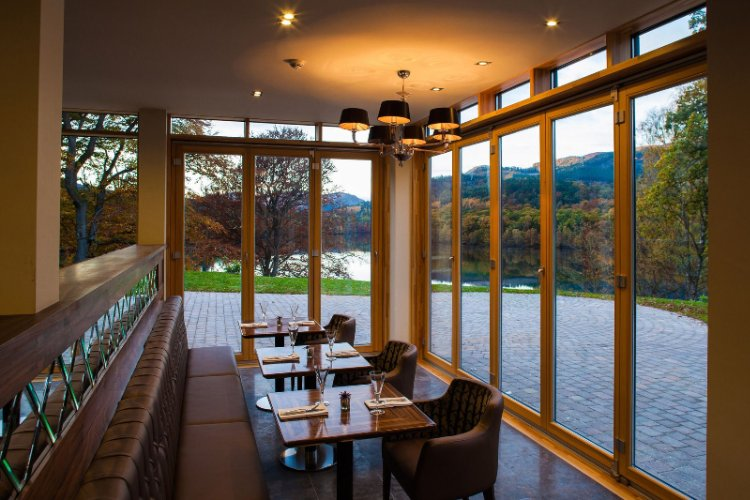 The Brasserie With Views Over The Loch 7 of 16