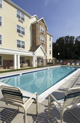Unwind By The Pool Or Take A Nice Summer Dip In Our Olympic-Style 50-Foot Outdoor Lap Pool. 4 of 18