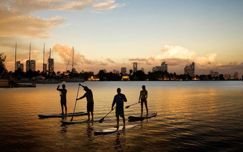Paddle Boarding 16 of 16