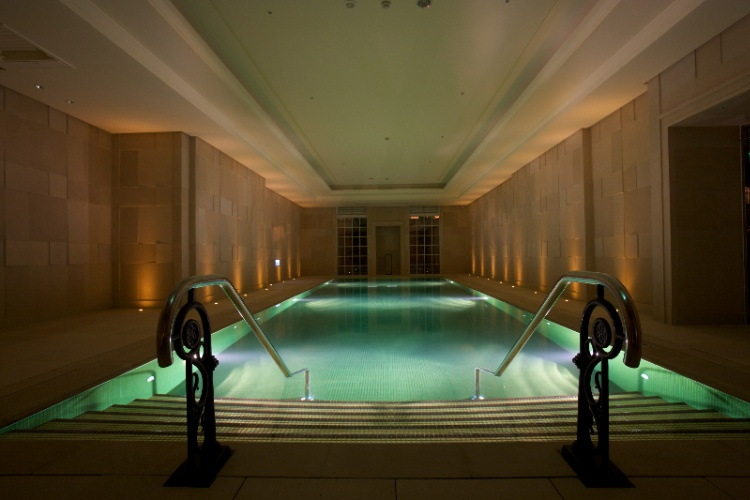 Hotel Facility -Indoor Warm Water Pool 9 of 31