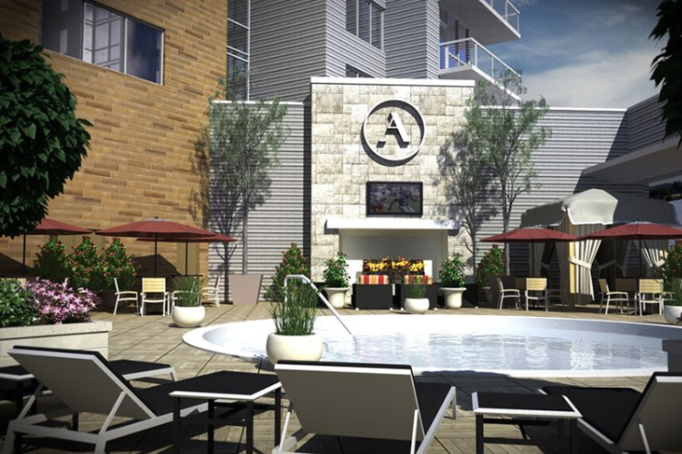 Join Us For Some Fun In The Sun On Archer\'s Pool Deck. 4 of 11