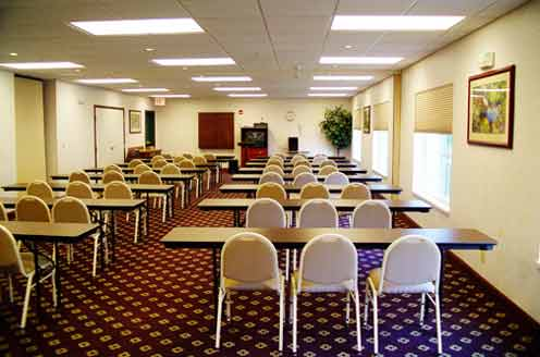 Meeting Room -Classroom Style 7 of 8