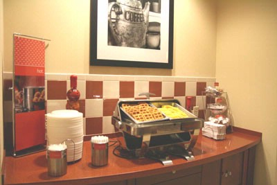 Just Of Few Of The Many Items On Our Complimentary Breakfast Buffet 4 of 6