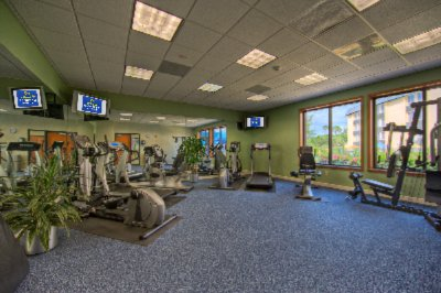 Work Out In Our Fitness Center Available 24 Hours. 4 of 15