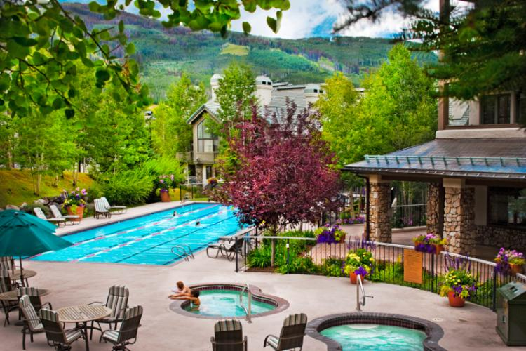 Highlands Lodge Pool And Hot Tubs 2 of 2