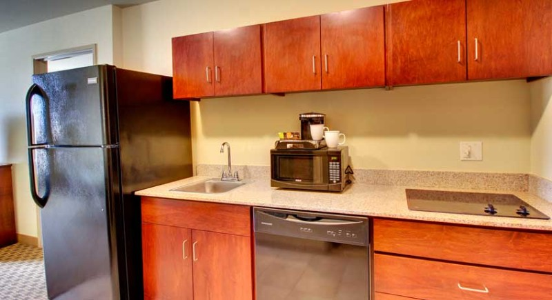 Extended Stay Kitchen 7 of 18