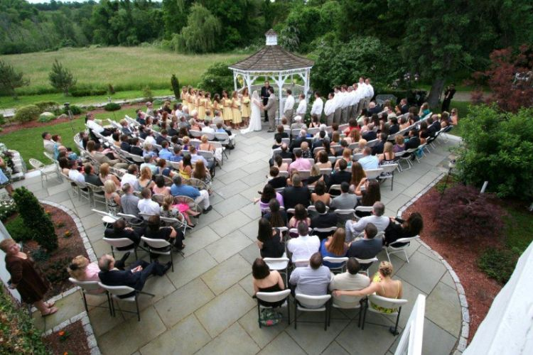 Ceremony At The Gazebo 16 of 30