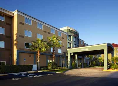 Courtyard by Marriott Tampa / Oldsmar 1 of 9