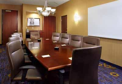 Executive Boardroom 6 of 9