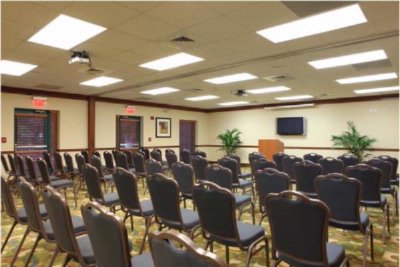 Meeting Room -Theater Style Set-Up 18 of 18