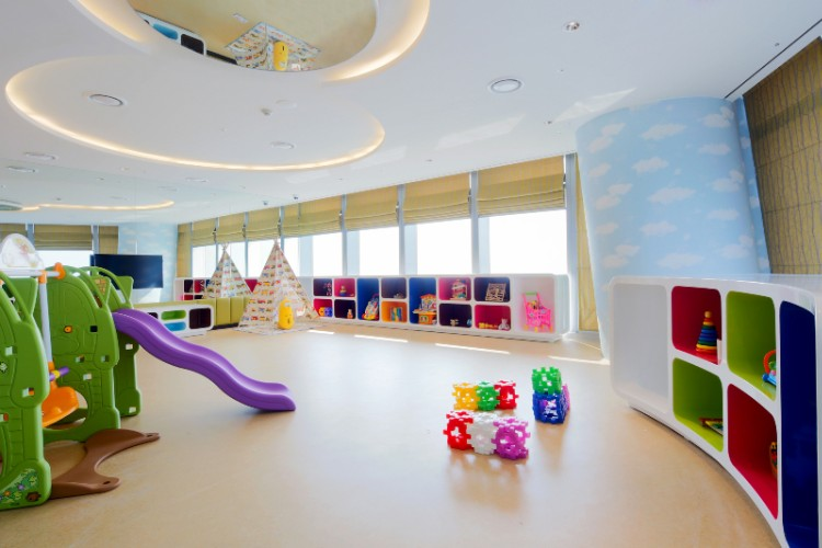 Children\'s Play Room 8 of 9