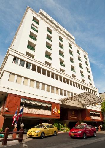 Silom City Hotel 72 Soi Prachum 22 Bangkok 10500