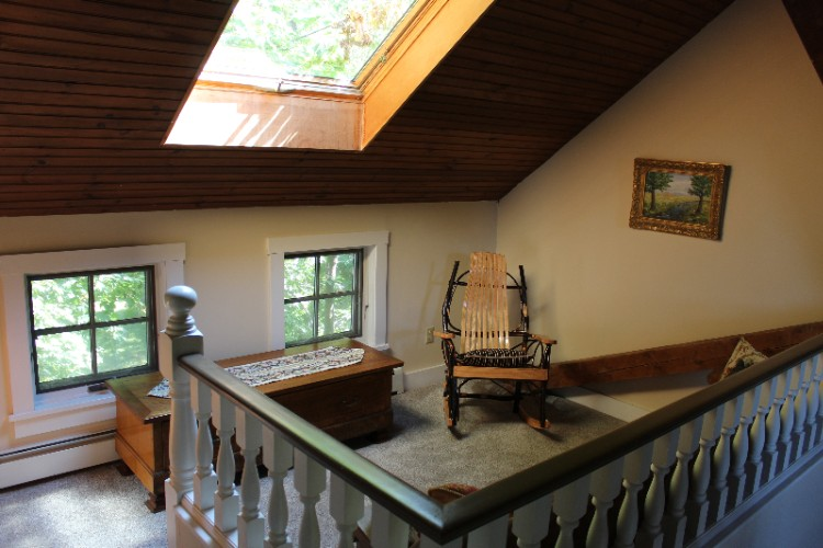 Carriage House Sitting Area 7 of 7