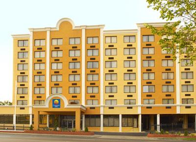 Image of Comfort Inn & Suites Dc