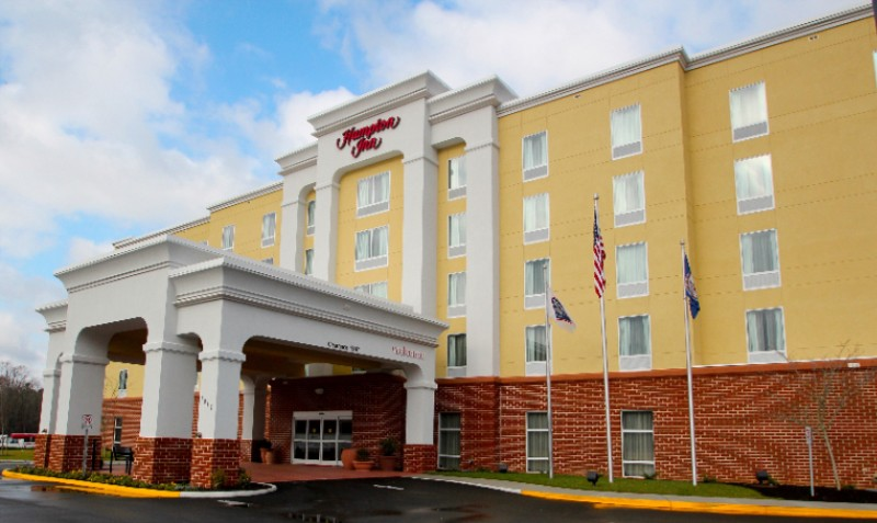 Welcome To The Hampton Inn Suffolk! 2 of 2