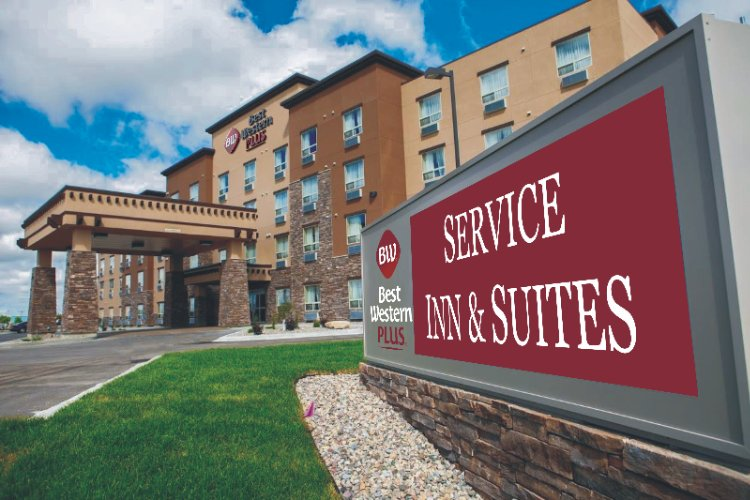 Best Western Plus Service Inn & Suites 1 of 24
