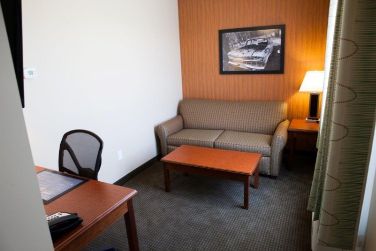 Business Suite Sitting Area 19 of 24