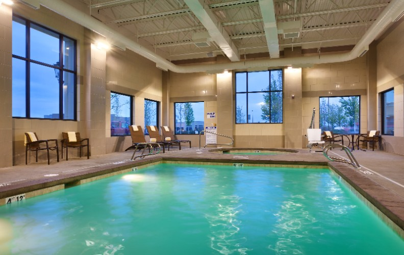 Indoor Pool And Hot Tub 10 of 13