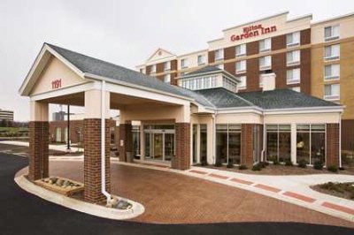 Hilton Garden Inn Schaumburg 1191 East Woodfield Rd Il 60173