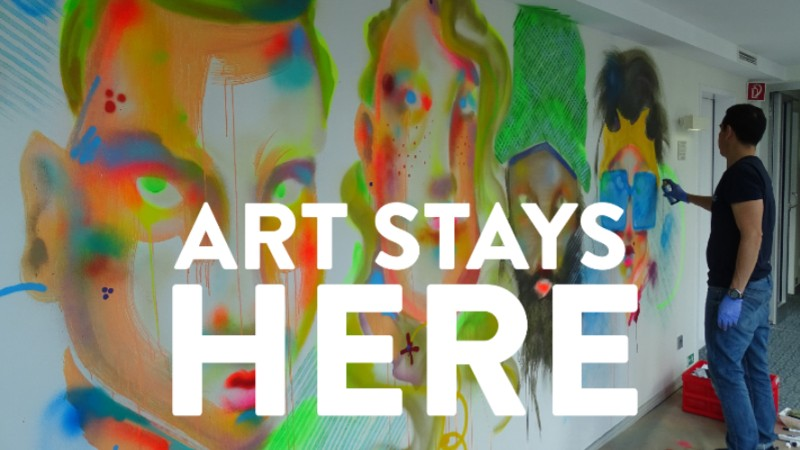 Special Meeting Offer: Art Stays Here 14 of 14