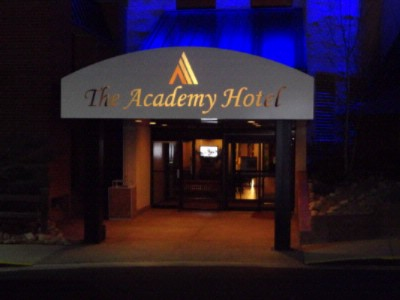 Academy Hotel Colorado Springs