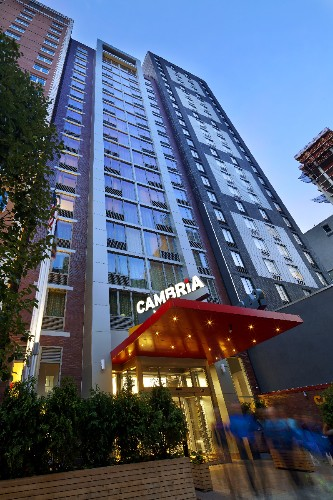 Cambria Hotel & Suites New York / Chelsea 1 of 16