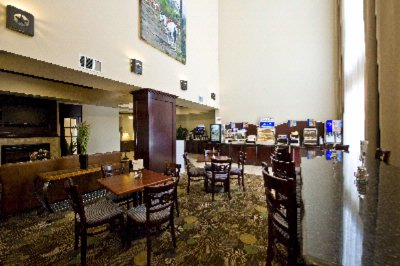 Holiday Inn Express & Suites Marshall 1 of 13