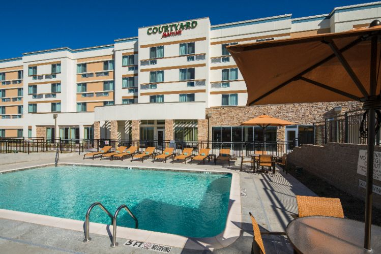Courtyard Dallas At Midlothian Conference Center 3 Community Circle Dr Tx 76065