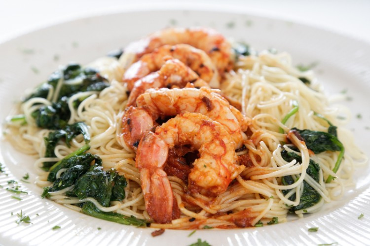 Delicious Shrimp Dinner 17 of 27