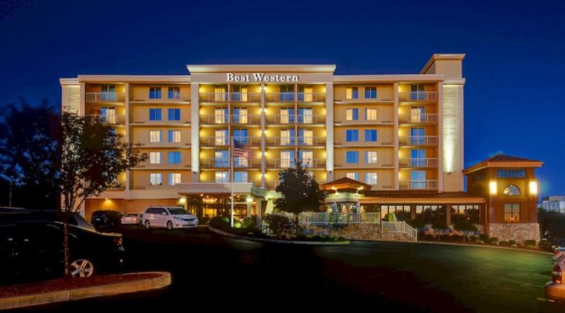 Best Western Tlc Hotel 380 Winter St Waltham Ma 02451