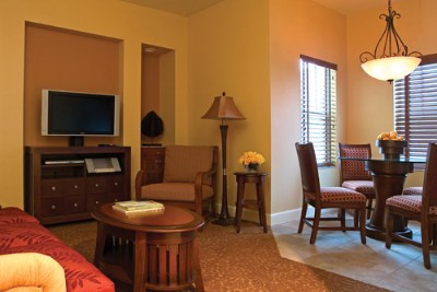 Your One Bedroom Has All The Comforts Of Home. 4 of 12