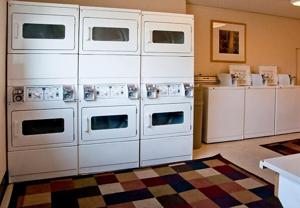 Laundry Room For Your Convenience; Coin Operated. 6 of 13