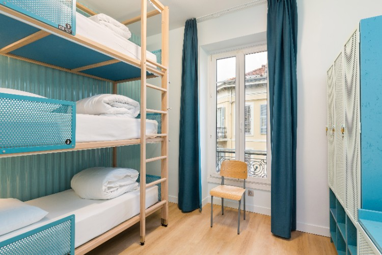 Dortoirs Pour 3 Personnes / Dorm For 3 4 of 13