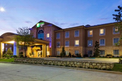 Image of Holiday Inn Express Hotel & Suites Glen Rose